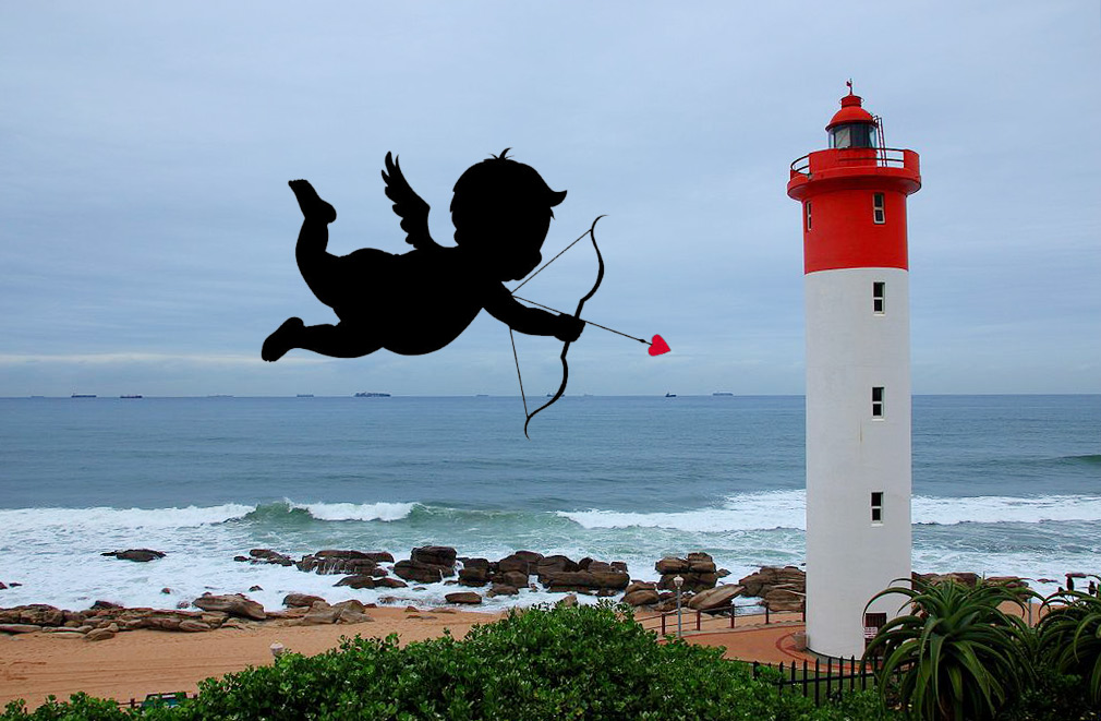 FEATURED IMAGE: Better make sure you're on target with your Umhlanga Valentine's dinner plans.