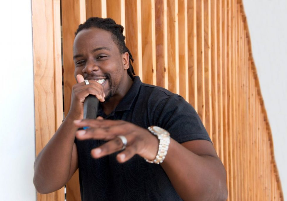 Umhlanga's carols concert entertainer Mikey Mathaba